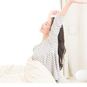 食事や睡眠のレクチャー